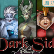 Dark Side of Disney Weekend Retreat – January 27-29, 2017