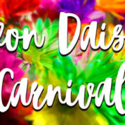 Neon Daisy Carnival – April 1, 2017